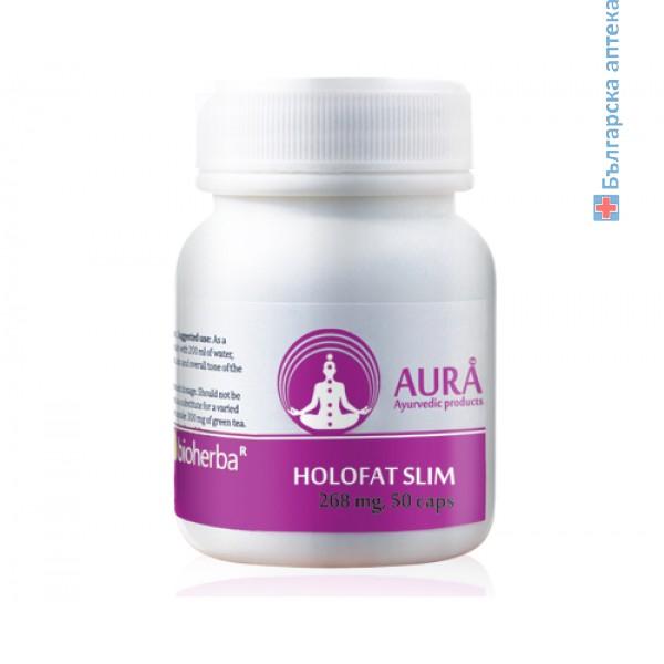 холофат, aura хранителни добавки