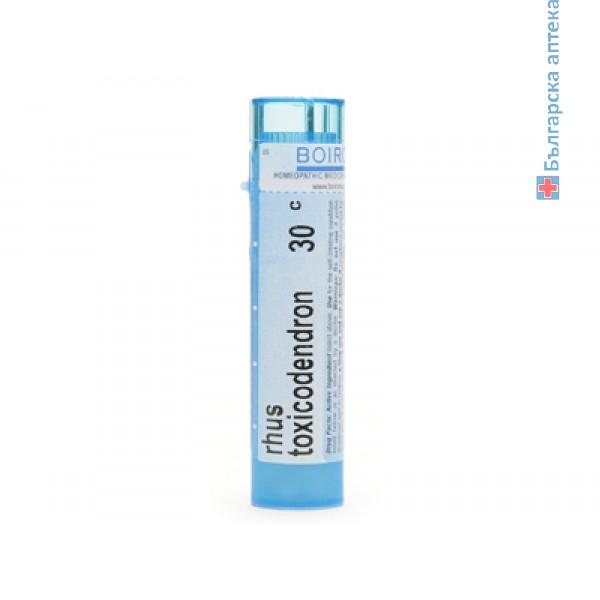rhus toxicodendron ch 30, boiron