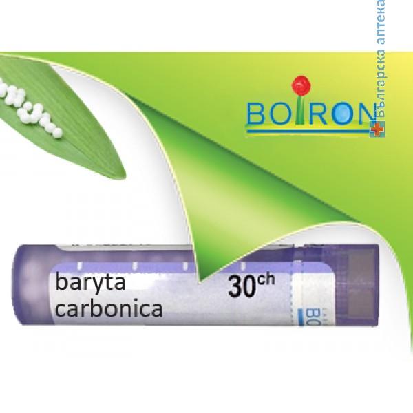 барита, baryta carbonica, ch 30, боарон