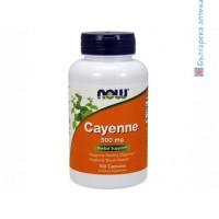 cayenne,лют червен пипер,now foods,сърдечно-съдовата система