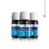ЗА СИЛЕН ИМУНИТЕТ - Минерални соли 3, 6 и 7