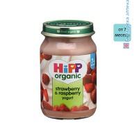 хип дуети йогурт с ягоди и малини